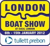 London Boat Show 2012