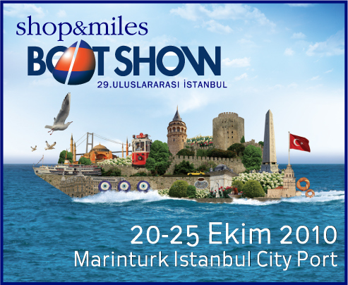 29th International Istanbul Shop&Miles Boat Show
